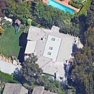 Steven D. Levine's House (Google Maps)