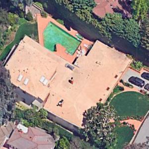 Robert Irvin's House (Google Maps)