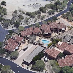 John Stankey's House (Google Maps)