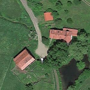 Reeve Lindbergh's House (Google Maps)