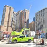 'Ontario Court of Justice Toronto' under construction