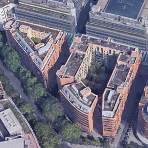 Wohnhaus Marlene-Dietrich-Platz (Google Maps)