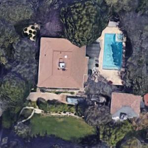 Vanessa Hudgens' House (Google Maps)