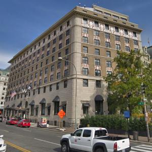 W Hotel Washington (StreetView)