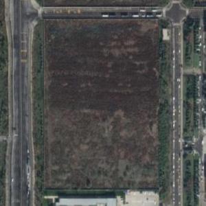 Silkroad International Center under construction (Google Maps)