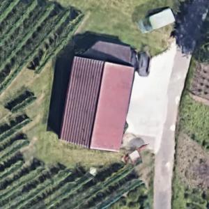 Haus von Ruslan Goryukhin in Rotenberg (Google Maps)