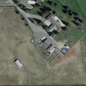 Evel Knievel's House/Compound (former) (Google Maps)