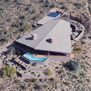 Mike Giampaolo's House (Google Maps)