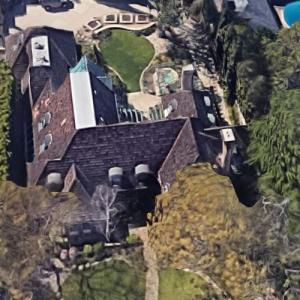 Joey McIntyre's House (Google Maps)
