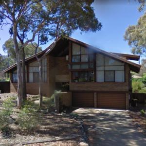 'Eltringham House' by Robin Boyd (StreetView)
