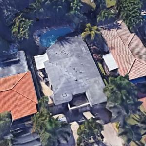 Captain Lee Rosbach's House (Google Maps)