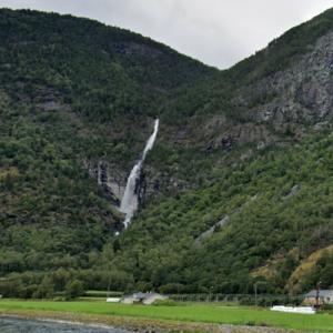 Stødnafossen (StreetView)