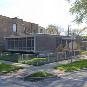 'Ingram House' by Roger Margerum (StreetView)