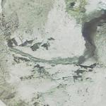 Wilson Glacier Falls