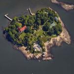 Christine Stoecklein Svenningsen's House & Island (Former)