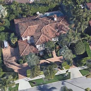 Keith Frankel's House (Google Maps)
