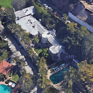 George Cukor's House (Former) (Google Maps)