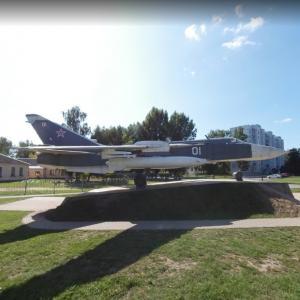 Su-24M (StreetView)