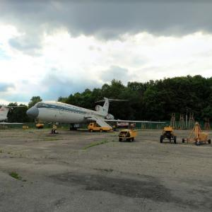 Tu-154B (StreetView)