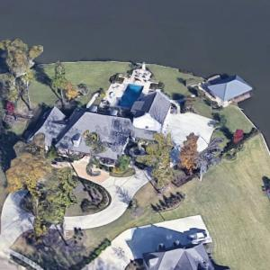 Ted DiBiase's House (Google Maps)