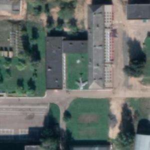 MiG-15UTI (Google Maps)