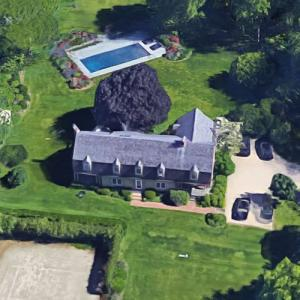 Mary-Kate Olsen & Olivier Sarkozy's House (Google Maps)
