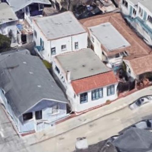 Jared Goff S House In Hermosa Beach Ca Google Maps 2