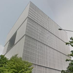 'Amorepacific Headquarters' by David Chipperfield (StreetView)