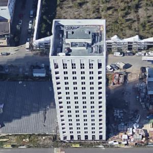Westkaai Toren 4 (Google Maps)