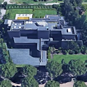 Eden Hazard's House (Google Maps)