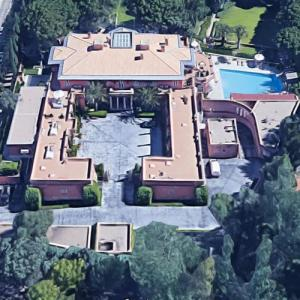 Residence of the Saudi Arabian Ambassador, Madrid (Google Maps)