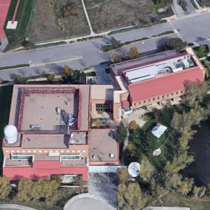 'Laboratory for Atmospheric & Space Physics' by Harry Weese (Google Maps)
