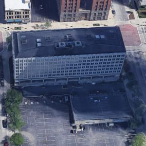'611 East Wisconsin Avenue' by Harry Weese (Google Maps)