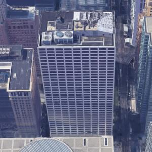 '180 North LaSalle' by Harry Weese (Google Maps)