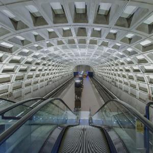 'Federal Triangle Station' by Harry Weese (StreetView)