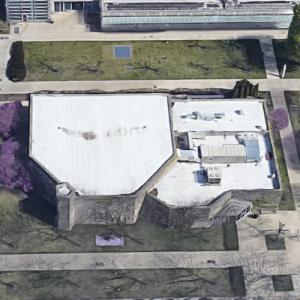 'Court Theatre' by Harry Weese (Google Maps)