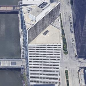 '200 South Wacker Drive' by Harry Weese (Google Maps)