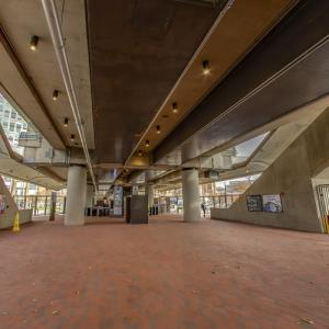 'Eisenhower Avenue Station' by Harry Weese (StreetView)