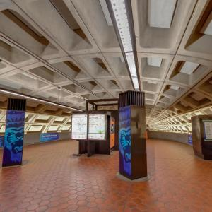 'Navy Yard Station' by Harry Weese (StreetView)