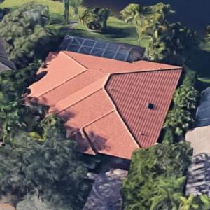 Dan Marino's House (Google Maps)