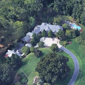 Crawford Greenewalt's House (Deceased) (Google Maps)