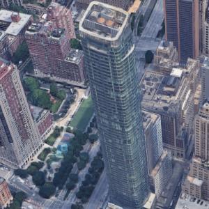 '50 West Street' by Helmut Jahn (Google Maps)