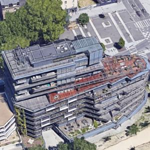 'Cap Mail' by Jean Nouvel (Google Maps)