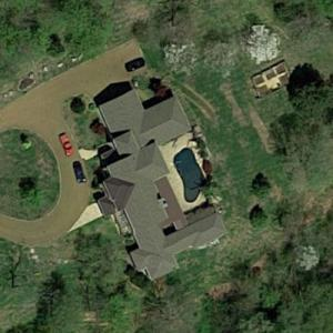 Rodney Crowell's House (Google Maps)