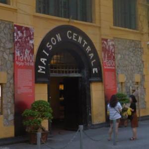 Hanoi Hilton (Hỏa Lò Prison) (StreetView)
