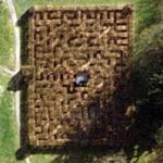 Maze near Het Loo royal palace