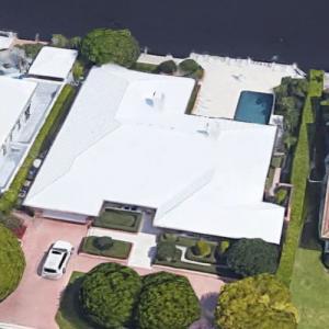 Cheryl Miller's House (Google Maps)