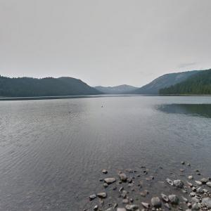 Independence Lake (StreetView)