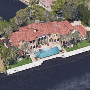 Chris & Stephanie Chen's House (Google Maps)