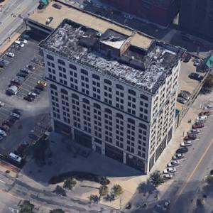 DoubleTree by Hilton Youngstown Downtown (Google Maps)